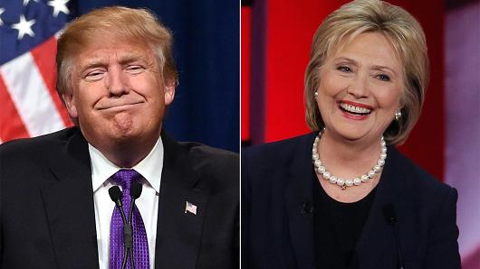 Who has better vision for India, Trump or Clinton?