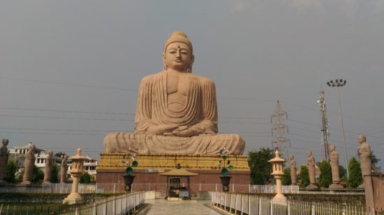 80 Feet Statue of Buddha