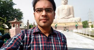 A trip to Bodh Gaya, India : A holy place of  Buddha