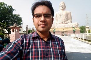 Trip to Bodh gaya achieved by Avinash