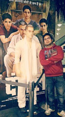 Avinash & Aamir khan