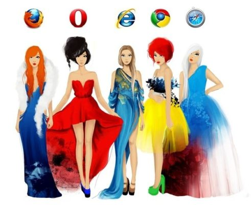Web Surf browsers