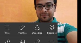 PicsArt Blogging Apps Inviul Avinash