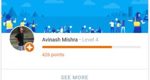 Avinash Mishra is a Local Guides from Google