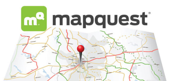 Mapquest Inviul GPS Apps for smartphone