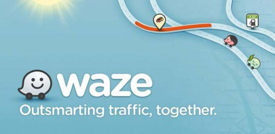Waze Social GPS Apps Inviul