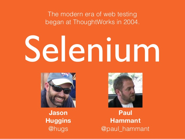 How Selenium as an Automation tool evolved?