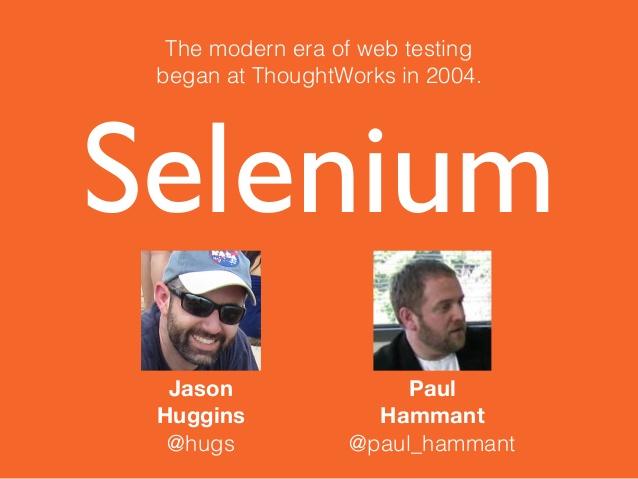 Selenium Guys Automation tool