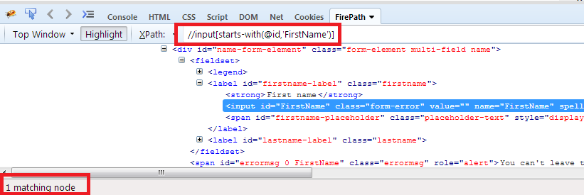 A Complete Guide To Writing Dynamic XPath In Selenium