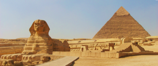 Egypt cheap travel destinations
