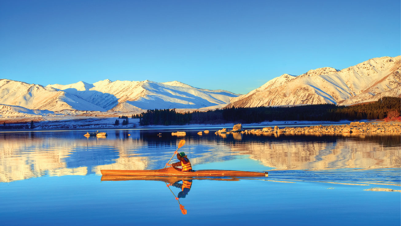 Top 5 Travel Destinations in New Zealand for easy holidaying