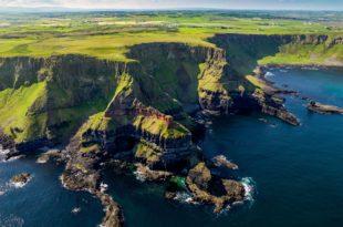 Travel destinations Ireland