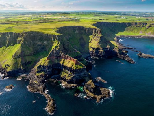 Travel destinations Ireland