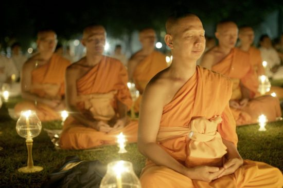 How to perform Buddhist Meditation for longevity