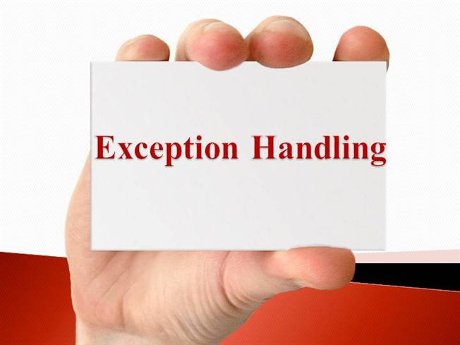 Powerful techniques to handle exception in Selenium with Java