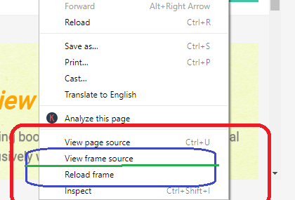 What is iFrame and How to handle iFrame in Selenium?