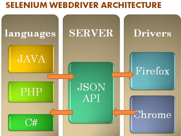 Selenium JSON data parsing