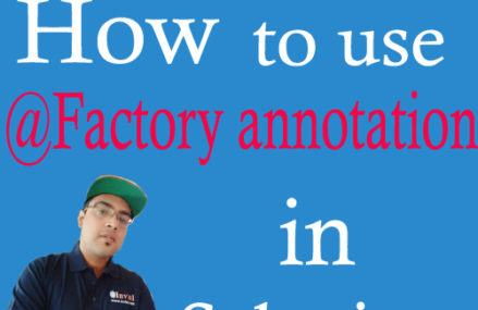 TestNG @Factory annotation with @DataProvider in Selenium