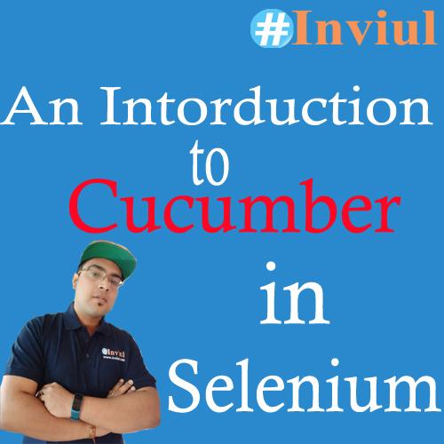 Cucumber BDD tool Inviul