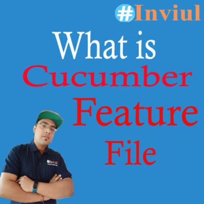 Cucumber Feature File Inviul