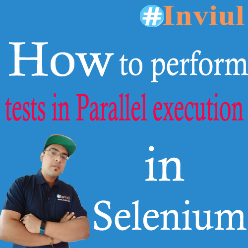 tests in parallel execution