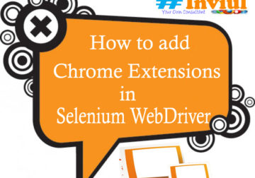 How to Add Chrome Extension at run time using Selenium?