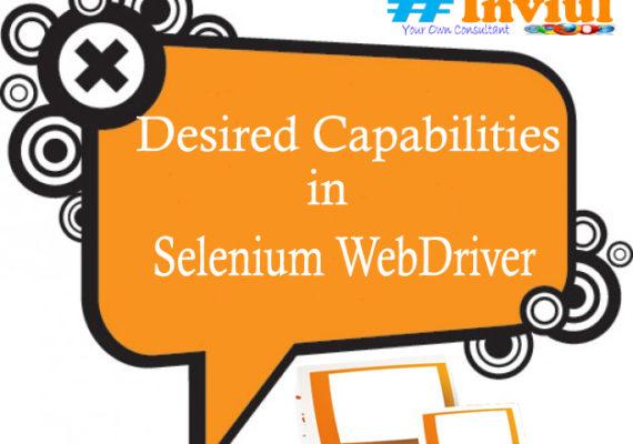 Desired Capabilities Inviul