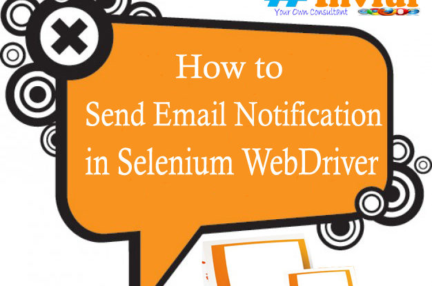 Send email notification in Selenium