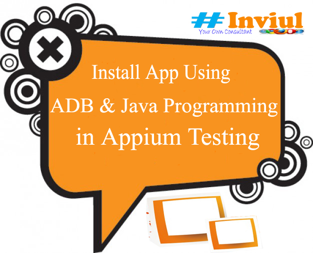 How To Install App In Android Device With Java & ADB Command